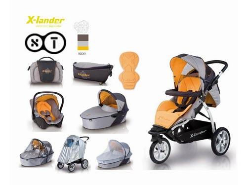 Otroški voziček x-lander-3