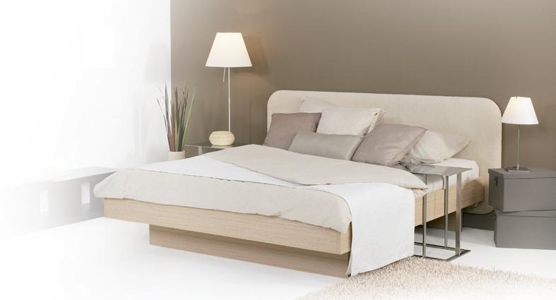 Tudi postelja vam lahko zagotovi dodaten in dobro izkoriščen prostor