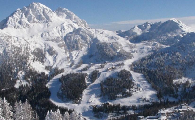 Nassfeld navdušuje zimske športnike