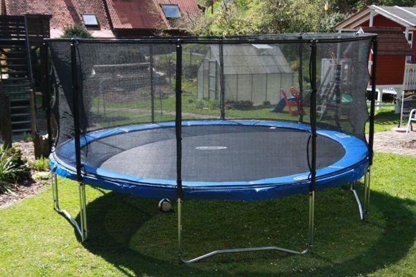 Varnost trampolina je zelo pomembna