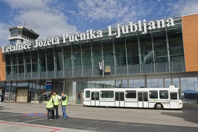 Zelo poceni prevozi na letališče Brnik, torej za vsak žep