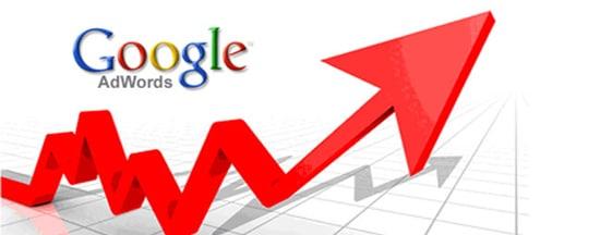 Google oglaševanje je najhitrejša rešitev za vidnost