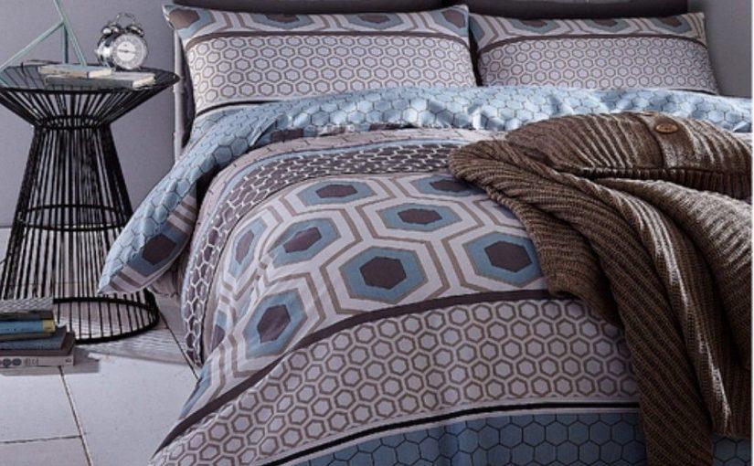 Posteljnina lahko poživi spalnico