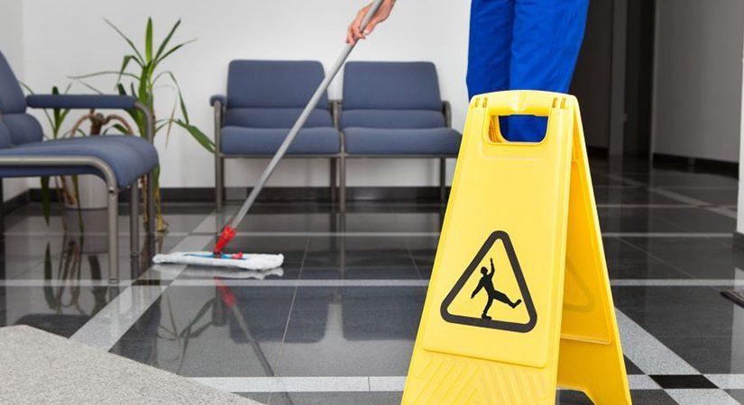 Povpraševanje po uslugah čistilnega servisa