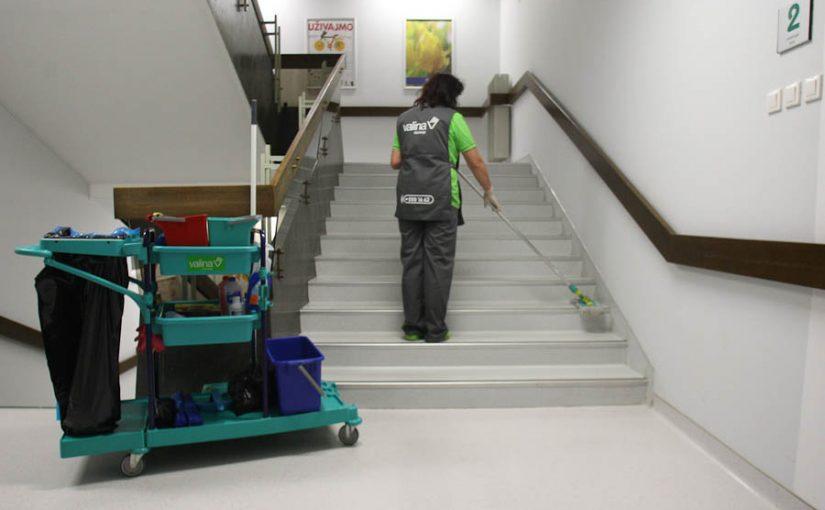 Strošek čiščenja stanovanja je v primerjavi z učinkovitostjo majhen
