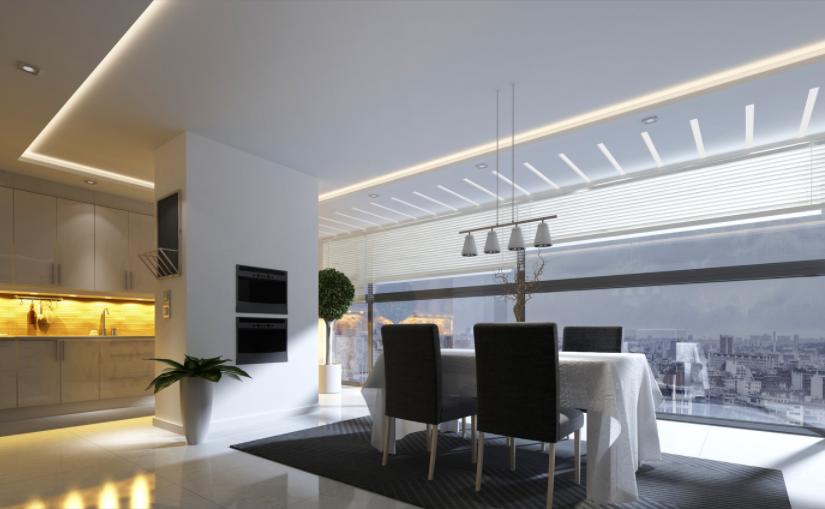 Kako so zasnovane moderne jedilnice?
